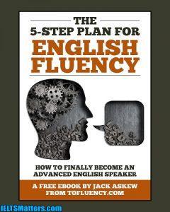 دانلود رایگان کتاب The 5 Step for English Fluency–This Changes Everything