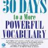 دانلود رایگان کتاب 30Days to a More Powerful Vocabulary