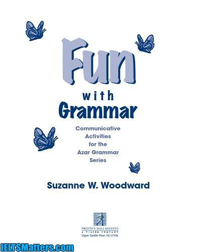 دانلود رایگان کتاب Fun with Grammar