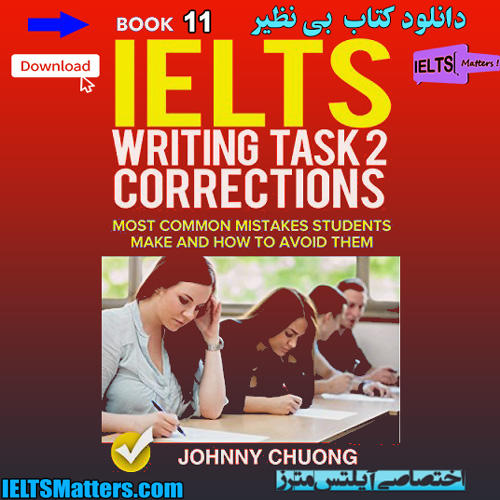 دانلود کتاب یازدهم IELTS Writing Task 2 Correction- Book 11