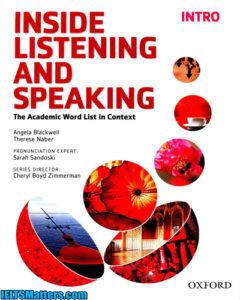 دانلود رایگان کتاب Inside Listening and Speaking Intro