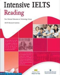 دانلود رایگان کتاب Intensive IELTS Reading