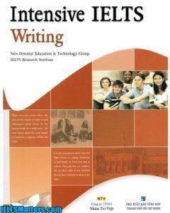 دانلود رایگان کتاب Intensive IELTS Writing