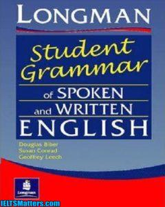 دانلود رایگان کتاب Longman Student Grammar of Spoken and Written English