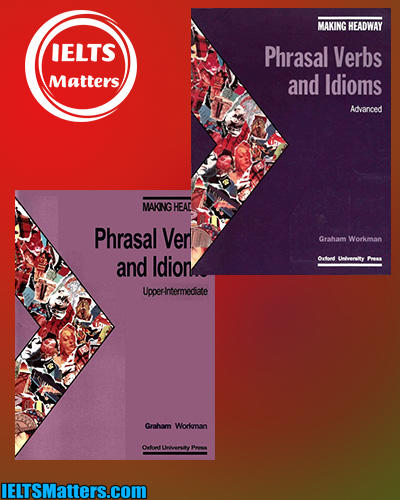دانلود رایگان مجموعه کتاب های Phrasal Verbs and Idioms-Making Headway