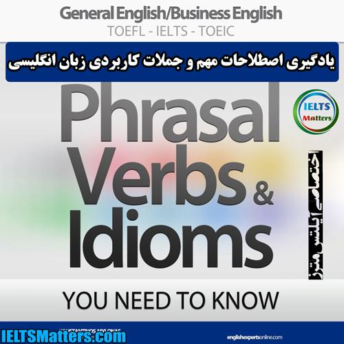 دانلود کتاب Phrasal Verbs and Idioms You Need To Know