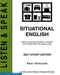 دانلود رایگان کتاب Situational English-Listen to Everyday Situations in English