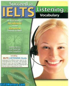 دانلود رایگان کتاب Succeed in IELTS Listening and Vocabulary