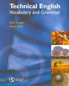 دانلود رایگان کتاب Technical English Vocabulary and Grammar