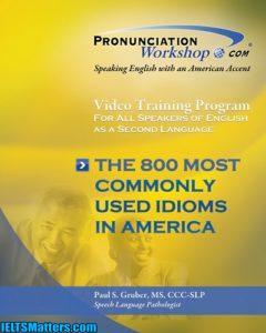 دانلود رایگان کتاب The 800 Most Commonly Used Idiom in America