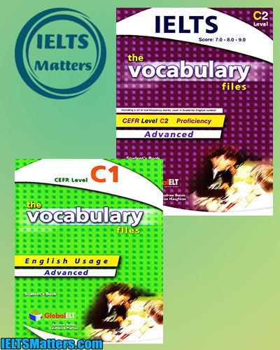 دانلود رایگان مجموعه The Vocabulary Files