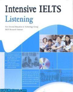 دانلود رایگان کتاب Intensive IELTS Listening