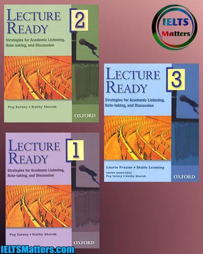 دانلود مجموعه کتاب های Lecture Ready