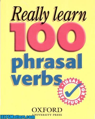 دانلود کتاب آموزش 100 فعل دو قسمتی انگلیسی Really Learn 100 Phrasal Verbs