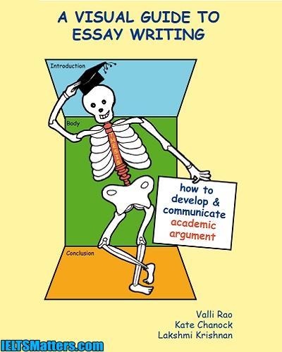 دانلود رایگان کتاب A Visual Guide to Essay Writing