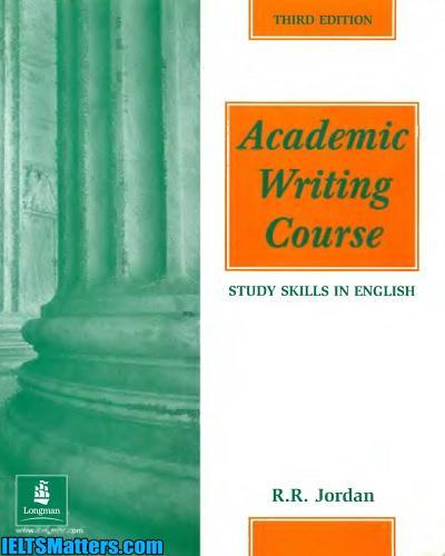 دانلود رایگان کتاب Academic Writing Course