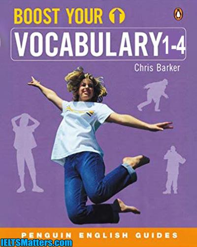 دانلود مجموعه کتاب های 4-1 Boost Your Vocabulary