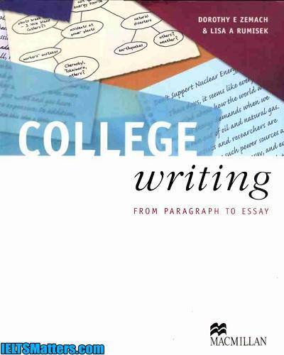 دانلود رایگان کتاب College Writing from Paragraph to Essay