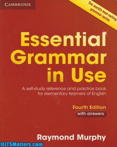دانلود رایگان ویرایش چهارم و سوم کتاب Essential Grammar in Use