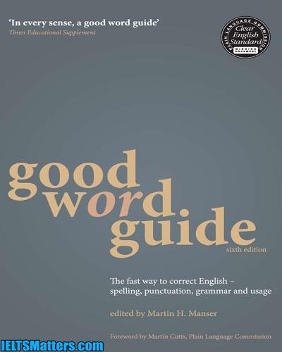 دانلود رایگان مجموعه آموزش لغت Good Word Guide