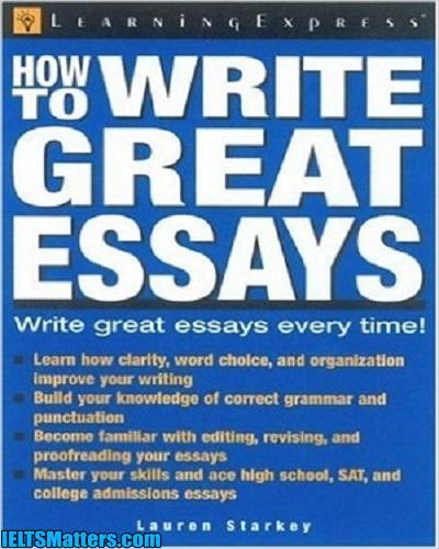 دانلود رایگان کتاب How to Write Great Essays
