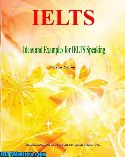 دانلود رایگان کتاب Ideas and Examples for IELTS Speaking