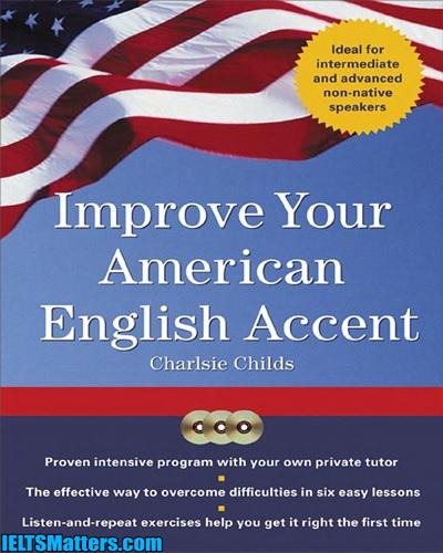 دانلود رایگان کتاب Improve your American English Accent