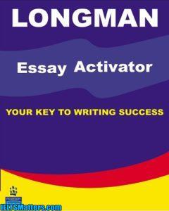 دانلود رایگان کتاب Longman Essay Activator