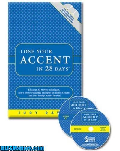 دانلود رایگان مجموعه Lose Your Accent in 28 Days