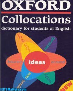 دانلود رایگان کتاب Oxford Collocations Dictionary