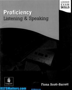 دانلود رایگان کتاب Proficiency Listening and Speaking