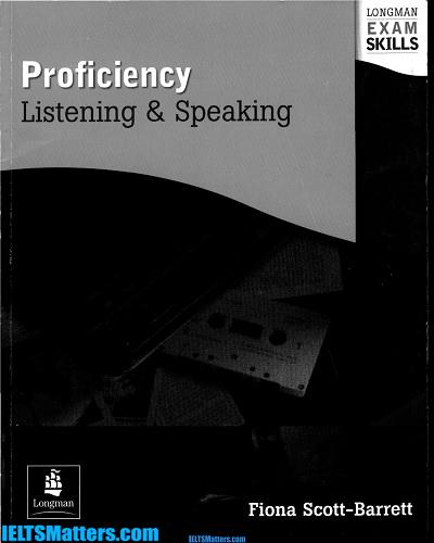 دانلود رایگان کتاب Proficiency Listening and Speaking