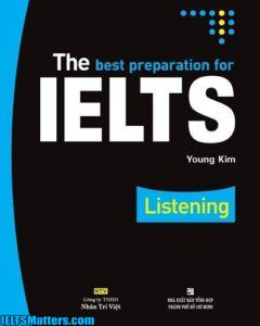 دانلود رایگان کتاب The Best Preparation for IELTS Listening