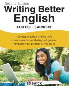 دانلود رایگان کتاب Writing Better English