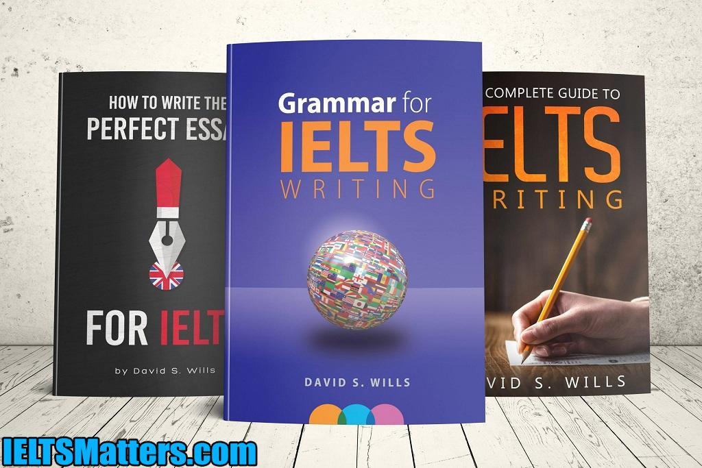 دانلود 3 کتاب شگفت انگیز آمادگی آزمون رایتینگ آیلتس