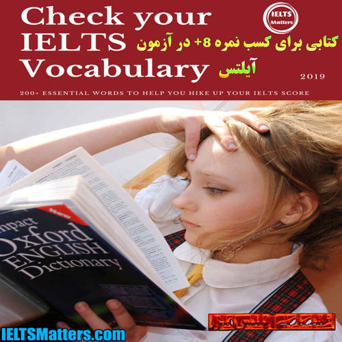 دانلود کتاب Check your IELTS Vocabulary