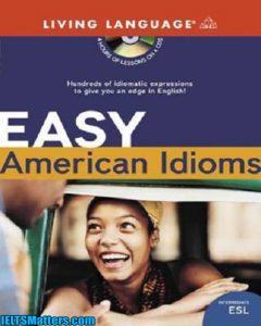 دانلود رایگان کتاب Easy American Idioms
