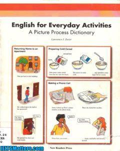 دانلود رایگان کتاب English for Everyday Activities