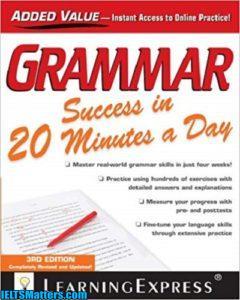 دانلود رایگان کتاب Grammar Success in 20 Minutes a Day