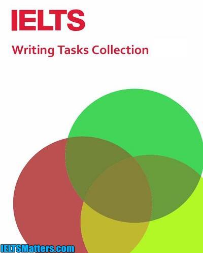 دانلود رایگان کتاب IELTS Writing Task Collection