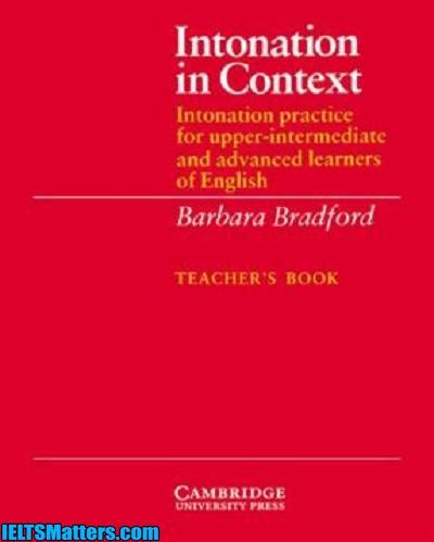 دانلود رایگان کتاب Intonation in Context