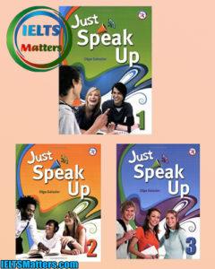 دانلود رایگان مجموعه Just Speak up