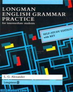 دانلود رایگان کتاب Longman English Grammar Practice