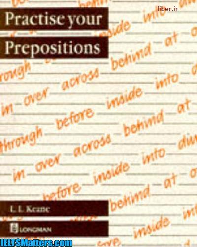 دانلود رایگان کتاب Practise your Prepositions