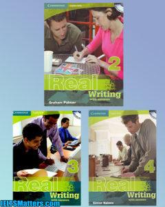 دانلود مجموعه کتاب های Real Writing