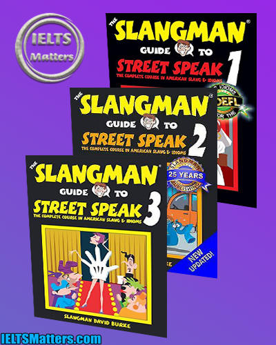 دانلود رایگان کتاب Slangman Guide to Street Speak