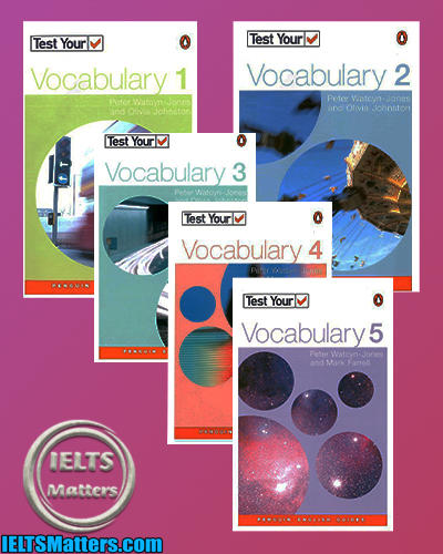 دانلود رایگان کتاب های Test Your Vocabulary