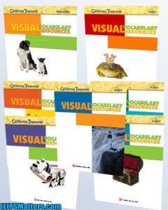 دانلود رایگان مجموعه کتاب های Visual Vocabulary Resources