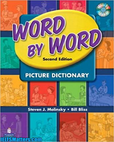 دانلود رایگان دیکشنری تصویری Word By Word