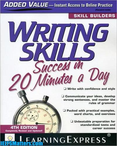 دانلود رایگان کتاب Writing Skills Success In 20 Minutes A Day